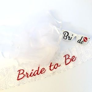 Accessories - Bride to Be Bachelorette Party Set